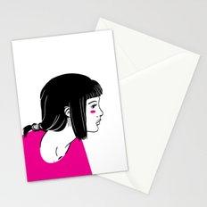 Girl 1 Stationery Cards