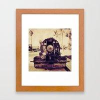 Tarpunk Framed Art Print