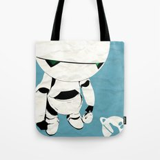 Hitch Hickers Guide to the Galaxy Tote Bag