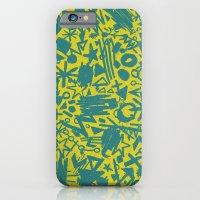 Synapses iPhone 6 Slim Case