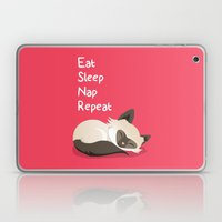Cat's Life Laptop & iPad Skin