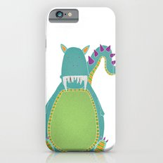 Blue Monster Slim Case iPhone 6s