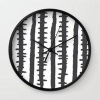 Hatch Wall Clock