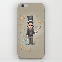 Magician iPhone & iPod Skin