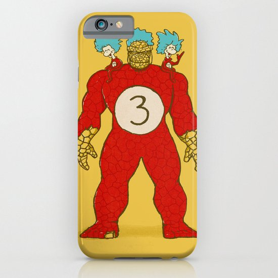 3 Things iPhone & iPod Case