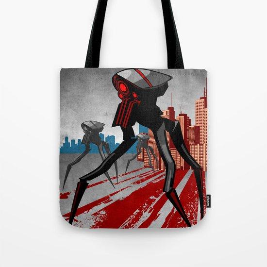 Tripod Tote Bag