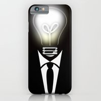 Lightning Thoughts iPhone 6 Slim Case