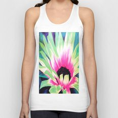 Bursting Bloom Unisex Tank Top