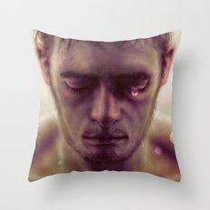 Antes de la Pelea Throw Pillow