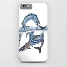 INKYFISH - Fish scraps iPhone 6 Slim Case