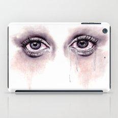 Bloodshot Eyes Doodle  iPad Case