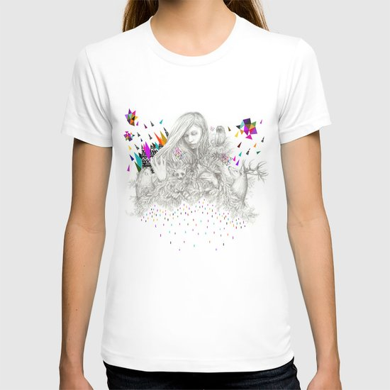 ECHOES by Peter Striffolino and Kris Tate T-shirt