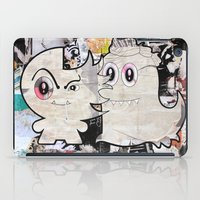 Two Sugar Monsters iPad Case