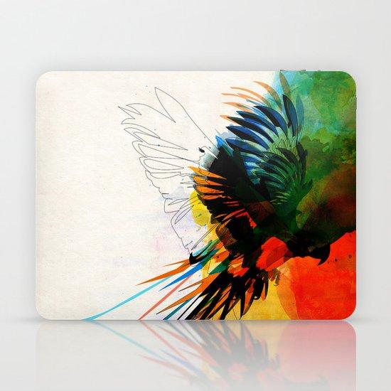 macaw Laptop & iPad Skin