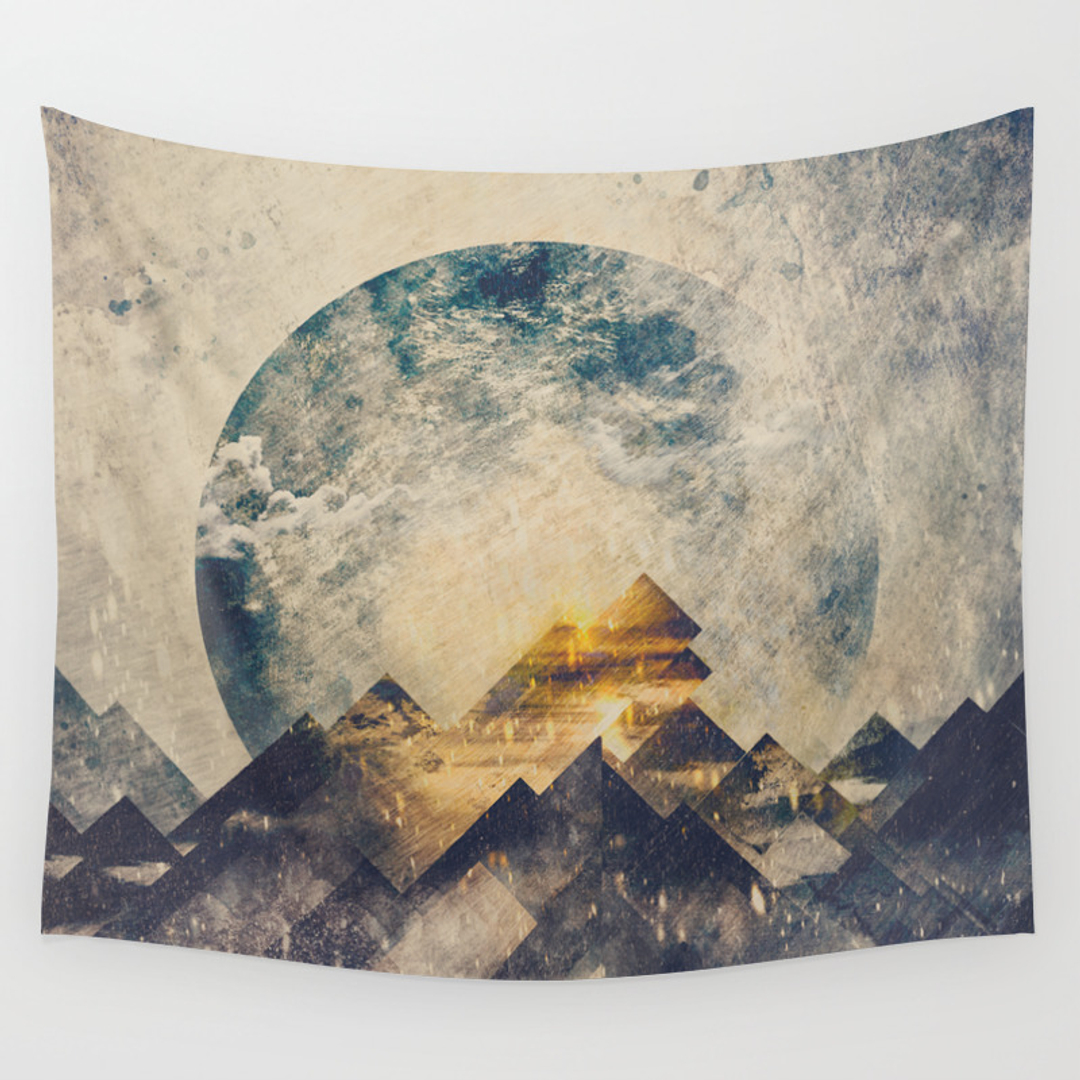 Nature Wall Tapestries Society6