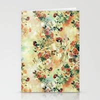 roses Stationery Cards featuring Roses by RIZA PEKER