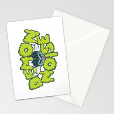 Demon Noise Stationery Cards
