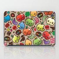 Apple Pattern iPad Case