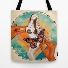 Sensasian I: Possess Tote Bag
