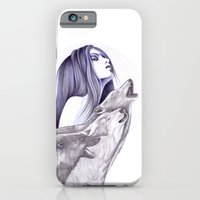 Call Of The Wolves iPhone 6 Slim Case