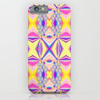 iPhone Cases featuring Colours Colours WW by Vitta