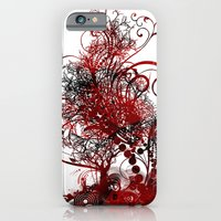 iPhone & iPod Case featuring Botanical Dimensions by Zirgion