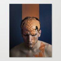 Agent Orange  Canvas Print