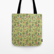 Forest Neighbors Tote Bag