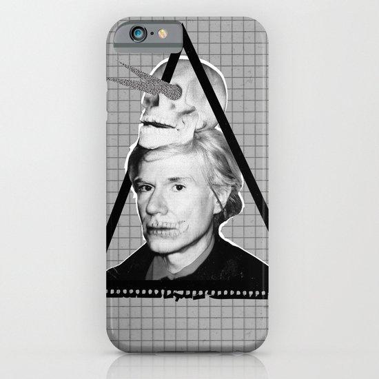 Andy Warholian iPhone & iPod Case