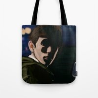 Dr. Jimmy or Mr. Jim Tote Bag