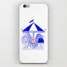 Carroussel iPhone & iPod Skin