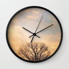 Tree Top Wall Clock