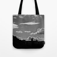 The Lonely Cloud Tote Bag