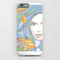 iPhone & iPod Case featuring Mermaids are Dreaming by Anna-Lise