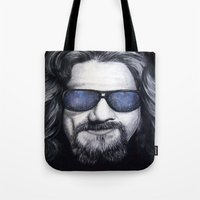 The Dude Lebowski Tote Bag