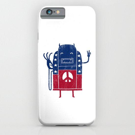 Demon-Crazy iPhone & iPod Case