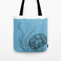 Meduza  Tote Bag