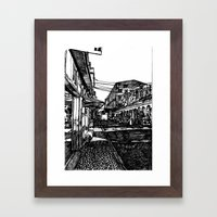 LX Factory 3 Framed Art Print
