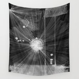 Wall Tapestry - BHS Negative Image - Ducky B