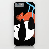 Panda Rock iPhone 6 Slim Case