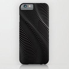 Minimal curves II iPhone 6 Slim Case