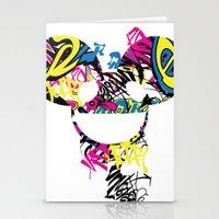 Deadmau5 Stationery Cards