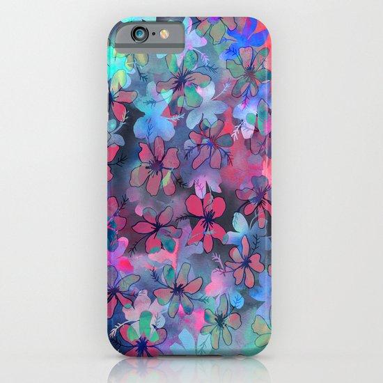 PATTERN {flower dance} iPhone & iPod Case