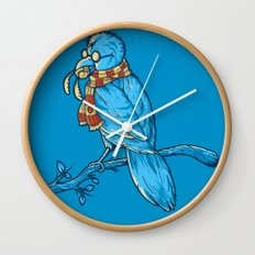 Natural Seeker Wall Clock