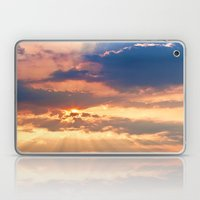 Sun Rays Laptop & iPad Skin