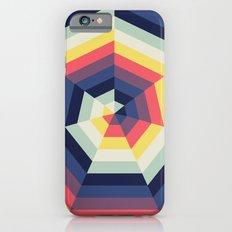Heptagon Quilt 2 iPhone 6s Slim Case