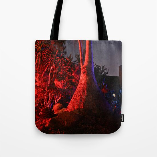 Crazy Tree Tote Bag