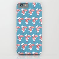 Pizza Chef iPhone 6 Slim Case
