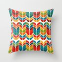 Tulip Throw Pillow