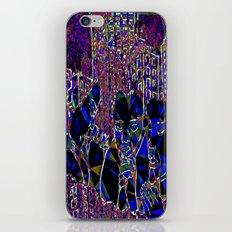 Cabsink16DesignerPatternTTG iPhone & iPod Skin